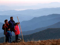 Wanderer%20im%20Great%20%20Smoky%20Mountains%20National%20Park%2C%20Tennessee © Tennessee%20Tourism